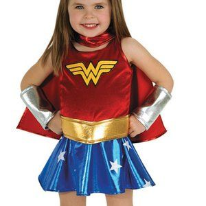 Rubie's Kids Wonder Woman Halloween Costume Sz M